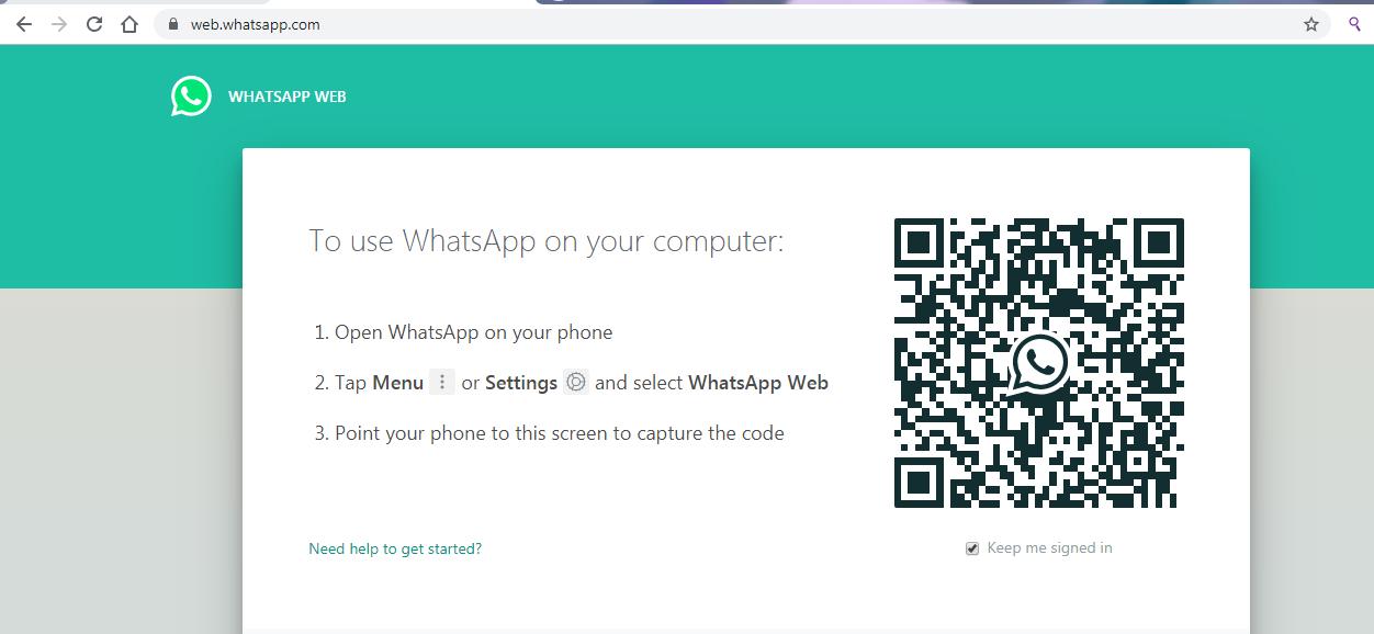 Cara Menggunakan WhatsApp Web di PC / Laptop dengan mudah