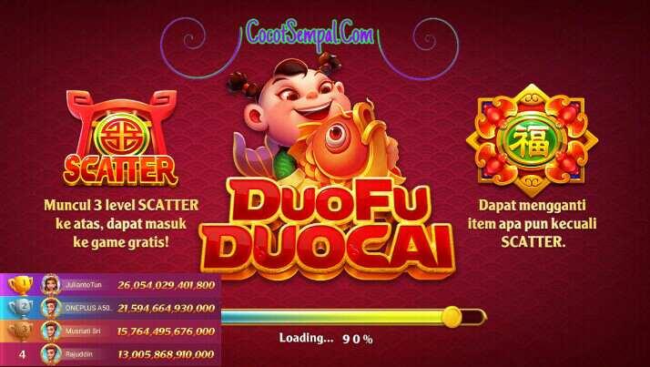 Cara Menang Besar Di Duo Fu Duo Cai Bigwin Mega Win Super Win Game Kartu