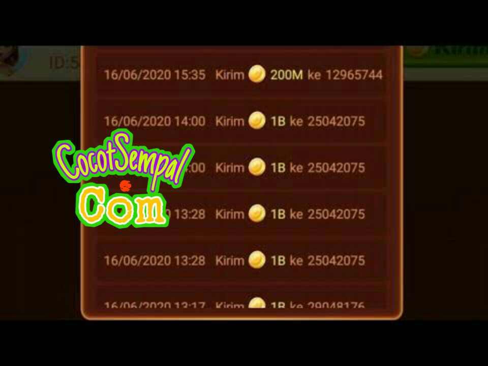Solusi Tidak Bisa Kirim Chip Higgs Domino Island - Game Kartu