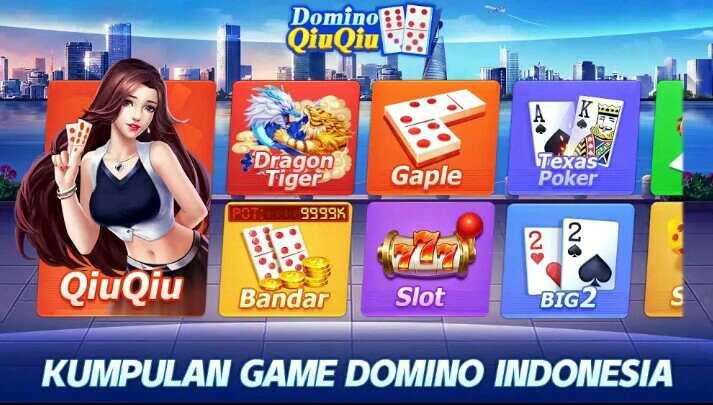 Download APK MOD POP Domino Qiuqiu 2020 Domino 99 Gaple ...