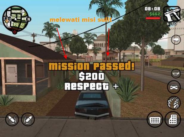 5 Cheat Baru Game GTA San Andreas Versi HD
