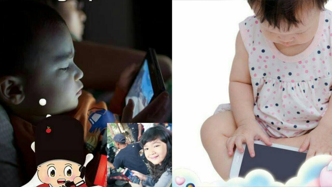 5 Dampak Buruk Smartphone Android Bagi Anak, Para IBU Wajib Tau !