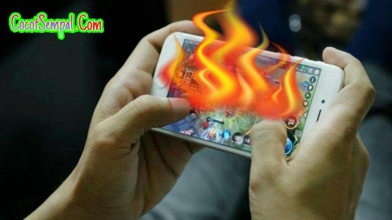 Penyebab HP Android Cepat Panas Saat Main Game Online