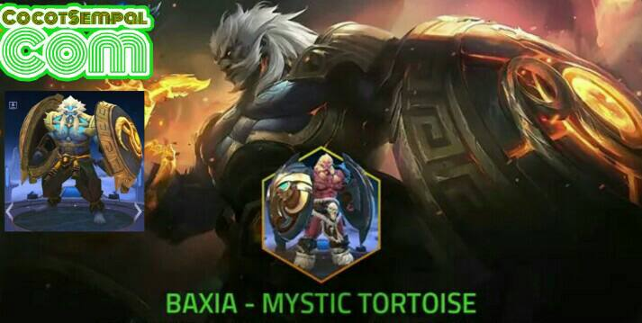 Cara Menggunakan Hero Baxia di Mobile Legends (ML) 2020 Auto GG