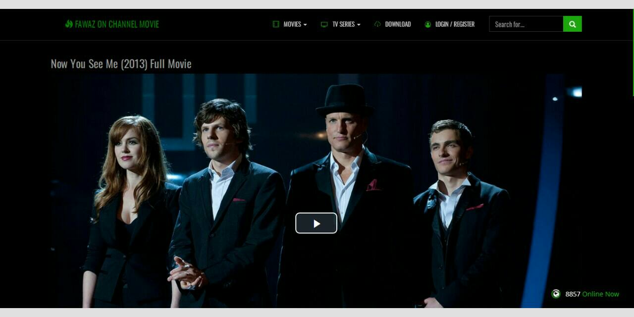 "Nonton Film "" Now You See Me "" Subtitle Indonesia Full HD"