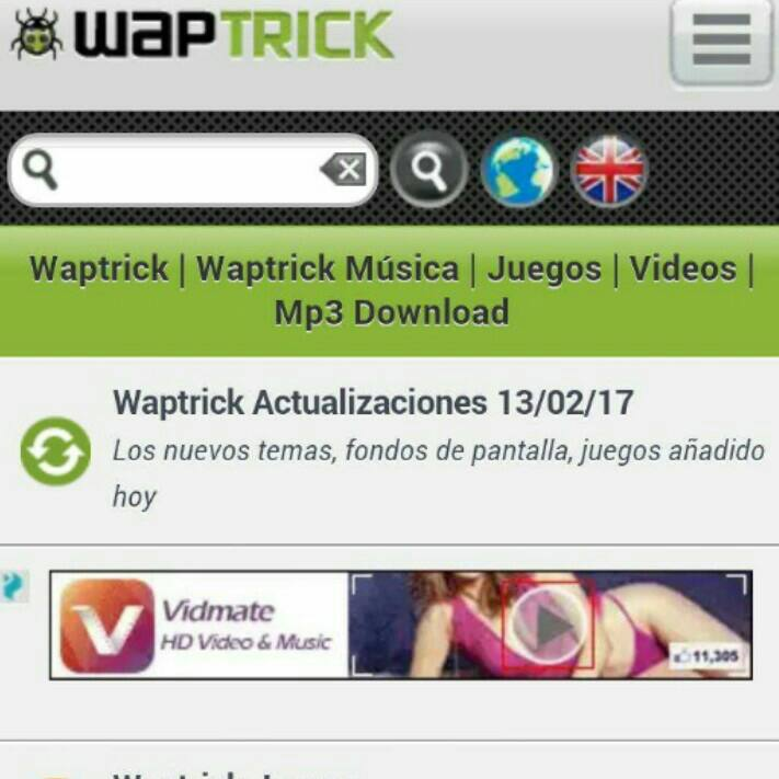Terlindungi: Waptrick – Wapdam | Download | Videos | Game | Music | Apps 2020