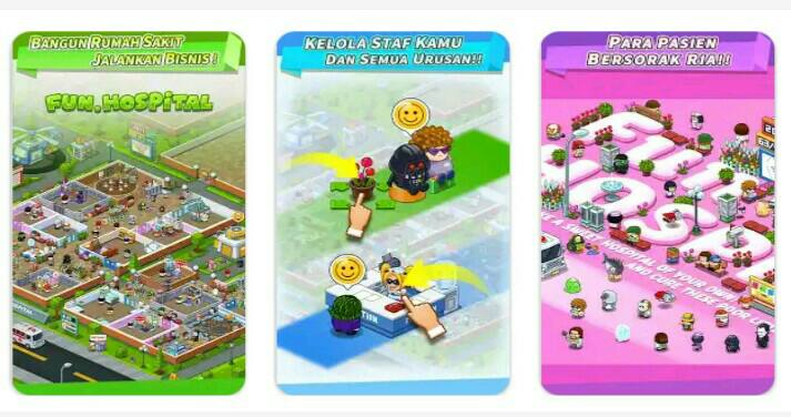 Tips Dan Trik Main Game Fun Hospital Terbaru 2020